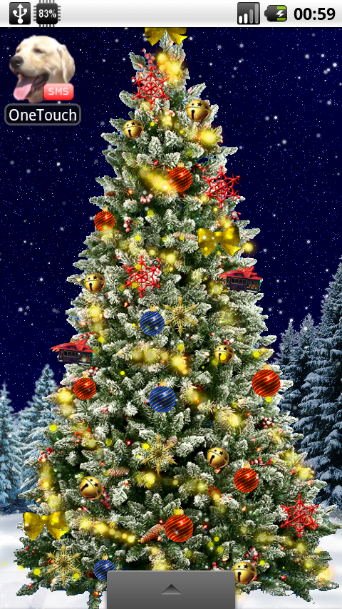 Christmas Tree Live Wallpaper hd pictures